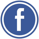 Image of the Facebook logo in a circle. View the PSC Facebook page for current news and events