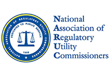 Image of the National Association of Regulatory Utility Commissioners logo