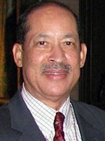 Photo of Harold Gray, Commissioner